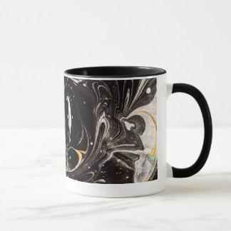 Marble Galaxy Mug