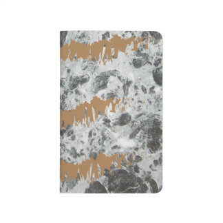 Marble&gold Journals