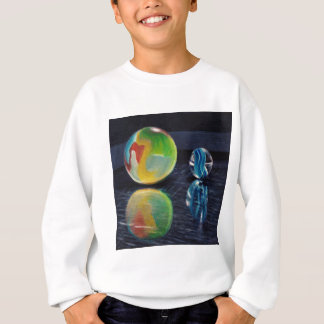 Marble Light Sweatshirt