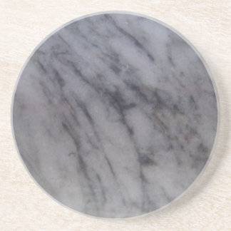 Marble Look- Grey Coaster