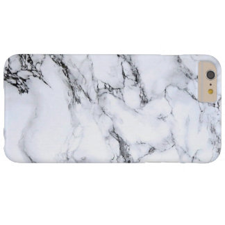 Marble marries barely there iPhone 6 plus case