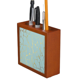 marble,mint,gold,modern,trendy,beautiful,chic,eleg desk organiser