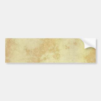 Marble or Granite Textured Bumper Sticker