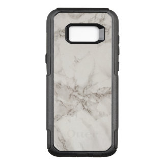 Marble OtterBox Commuter Samsung Galaxy S8+ Case
