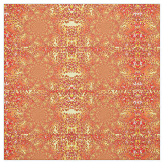 Marble Patch Embossed Kaleidoscope Design Fabric