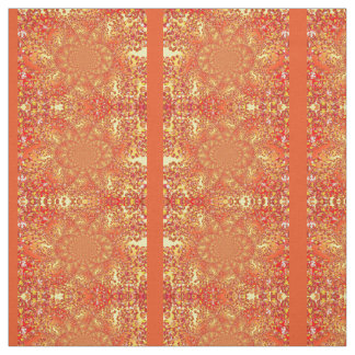 Marble Patch Embossed Kaleidoscope Design Fabric 2