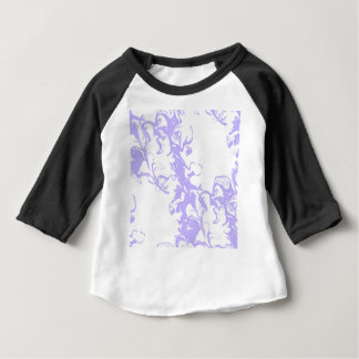 Marble pattern baby T-Shirt
