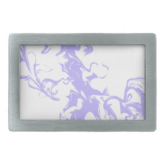 Marble pattern belt buckles