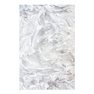 Marble pattern flyer