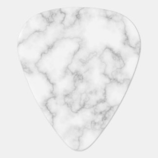 Marble Pattern Gray White Marbled Stone Background Plectrum