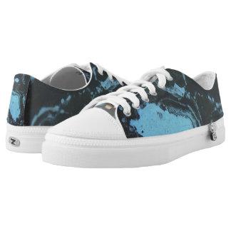 Marble Pattern Sneaker