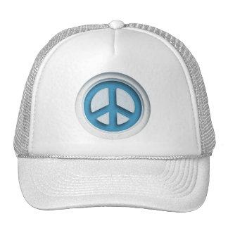 Marble Peace Cap