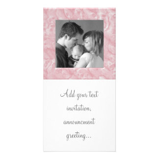 Marble Photo Greeting Card