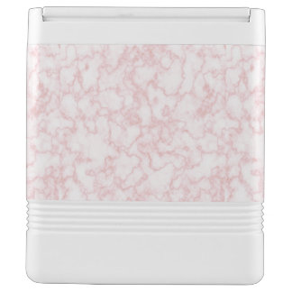 marble pink cooler