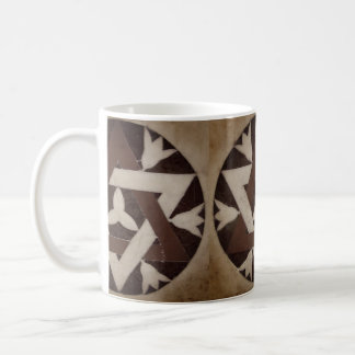 Marble Star Coffee Mug