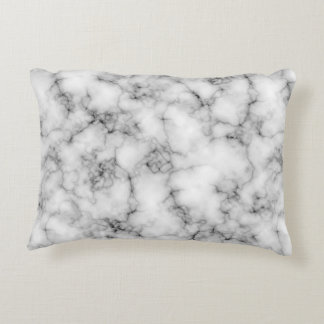 Marble Stone Accent Pillow