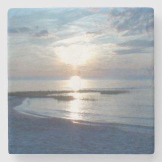 Marble Stone Beach Coaster