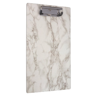 Marble Stone Clipboard