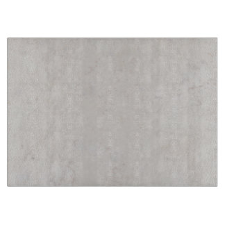 Marble Stone Neutral Gray Tile Background Template Cutting Board