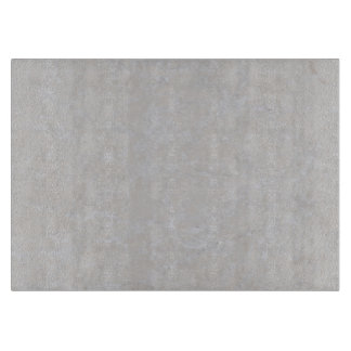 Marble Stone Neutral Grey Tile Background Template Cutting Board
