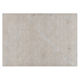 Marble Stone Neutral Tile Brown Background Blank Cutting Board