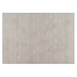 Marble Stone Neutral Tile Sandy Background Blank Cutting Board