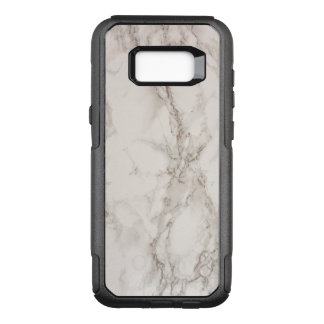 Marble Stone OtterBox Commuter Samsung Galaxy S8+ Case