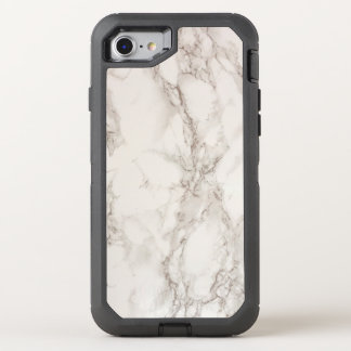 Marble Stone OtterBox Defender iPhone 7 Case