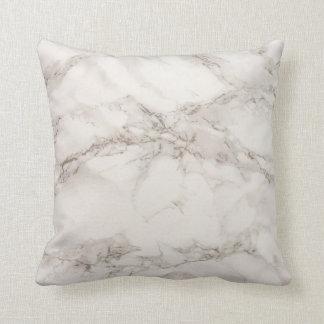 Marble Stone Throw Pillow