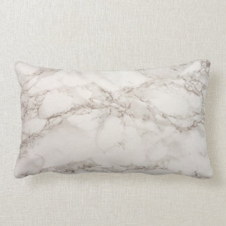 Marble Stone Throw Pillow