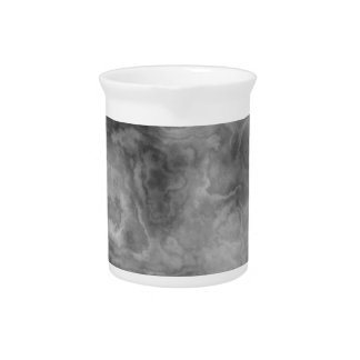 Marble surface pitcher