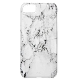 Marble texture iPhone 5C case