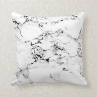 Marble texture cushions