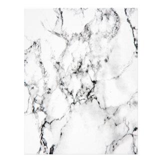 Marble texture flyer