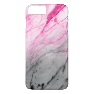 Marble Texture (Grey Pink) iPhone 7 Plus Case