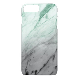 Marble Texture (Grey Turquoise) iPhone 7 Plus Case