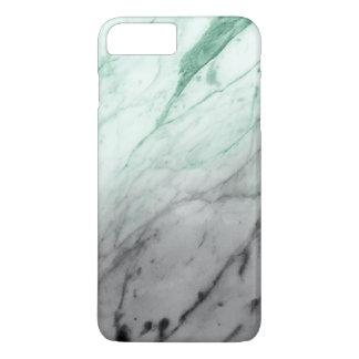 Marble Texture (Grey Turquoise) iPhone 8 Plus/7 Plus Case