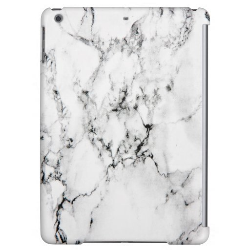 Marble texture case for iPad air