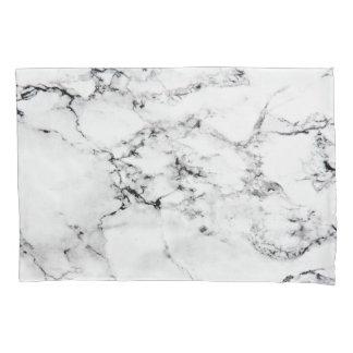 Marble texture pillowcase