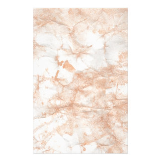 Marble Textured Pattern Stationery