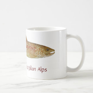 Marble Trout of the Julian Alps Mug