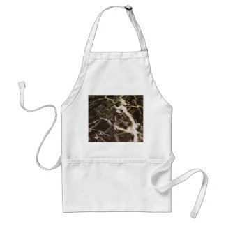 Marbled-Abstract Expressionism Standard Apron