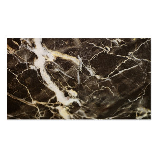 Marbled-Abstract Expressionism Pack Of Standard Business Cards
