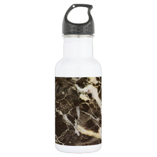 Marbled-Abstract Expressionism by Shirley Taylor 532 Ml Water Bottle
