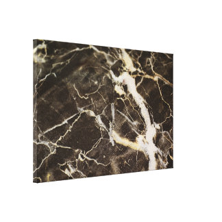 Marbled-Abstract Expressionism Canvas Print