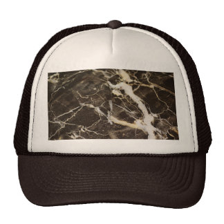 Marbled-Abstract Expressionism Trucker Hat
