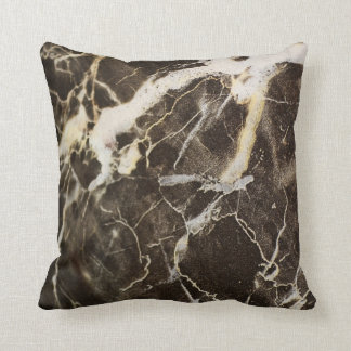 Marbled-Abstract Expressionism Pillow
