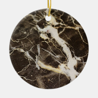 Marbled-Abstract Expressionism Ornament