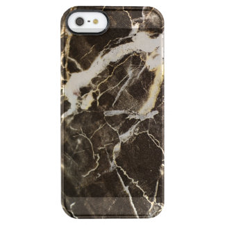 Marbled-Abstract Expressionism Uncommon Clearly™ Deflector iPhone 5 Case