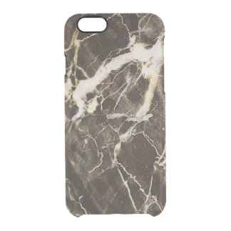 Marbled-Abstract Expressionism Uncommon Clearly™ Deflector iPhone 6 Case
